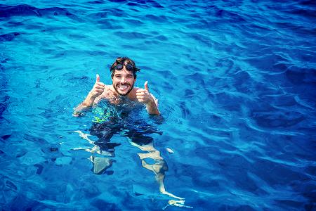 무더운 여름, 물속에서 시원하게 즐기는 이색 다이어트 BEST 3!