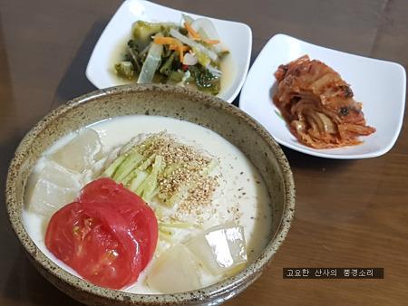 만물상, 고소하고 진한 맛! 초간단 콩국수