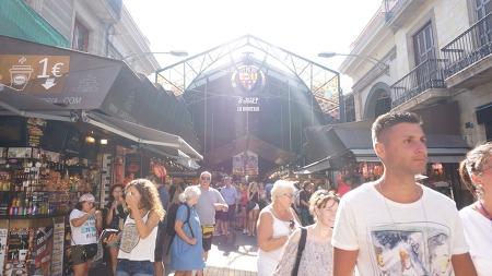 [여행기] 바르셀로나 보퀘리아 시장
