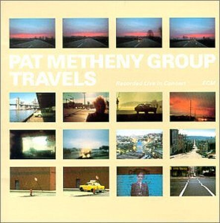 Pat Metheny Group-Travel(1983)