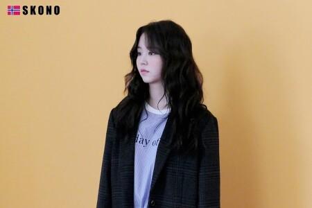 김소현 스코노 FW 촬영현장
