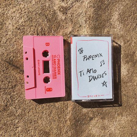피닉스 Phoenix Ti Amo Limited Pink Tape