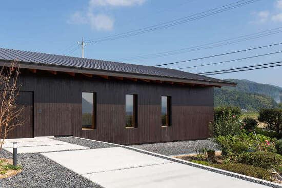 *일본 박공하우스 [ Tetsuya Mizukami Architects ] House in Sabae