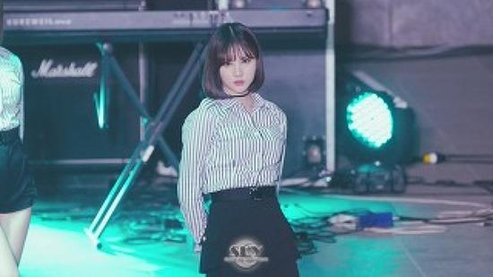 [4K][170526]여자친구(GFRIEND) @한양대학교 '은하'직캠 By스카이