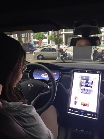 여자가 타 본 테슬라 모델S (Tesla Model S)