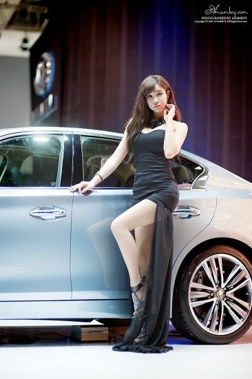 2014 부산모터쇼 조세희
