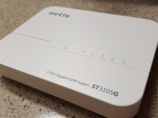 Netis ST3105G 구입기