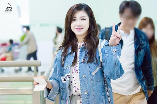 160507 김포공항 출발
