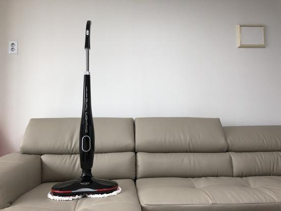 휴스톰(HS-9000)물걸레 청소기의 솔직한  사용 후기