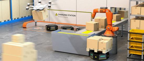'더 빠르고, 더 정확하게' 물류 로봇이 바꾸는 세상