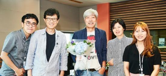 "MBC FM4U 라디오 <배철수의 음악캠프> ""만 번째 배철수의 음악캠프, 출발합니다~"""