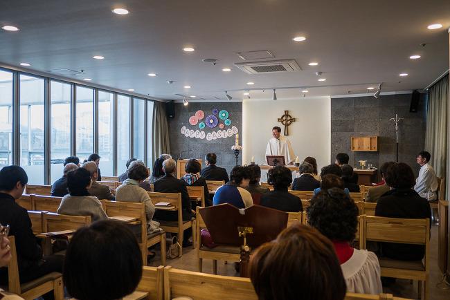 2016 부활절 분당교회