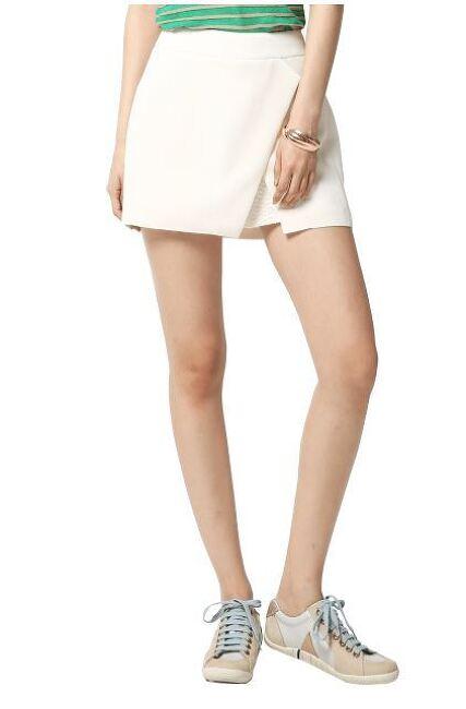 세컨플로어 Soul lap skirt pants