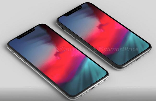 '아이폰X 2세대'와 '아이폰9' 디자인, 미묘한 차이가 있다?