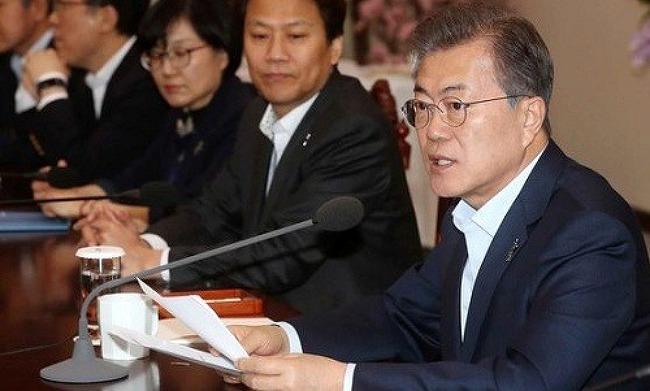 """""""남북-북미회담 성공땐 세계사 극적 변화될.."""