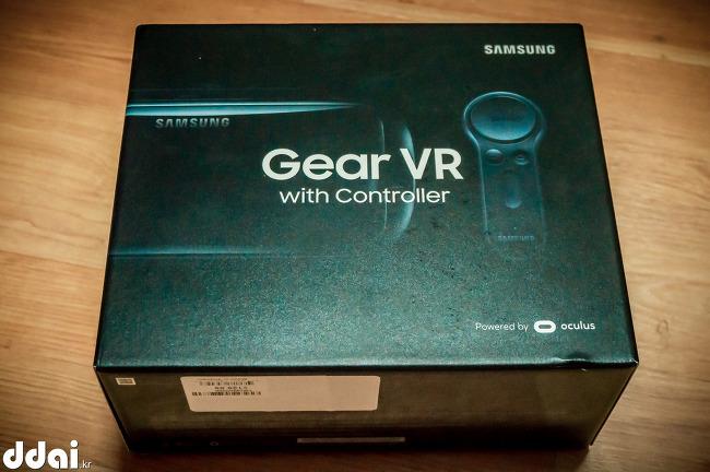 기어VR with 컨트롤러, Gear VR with controller