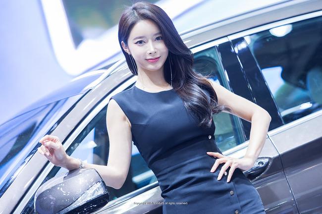 레이싱 모델, 소이: 2018 부산국제모터쇼 (GIF파일 포함) #3