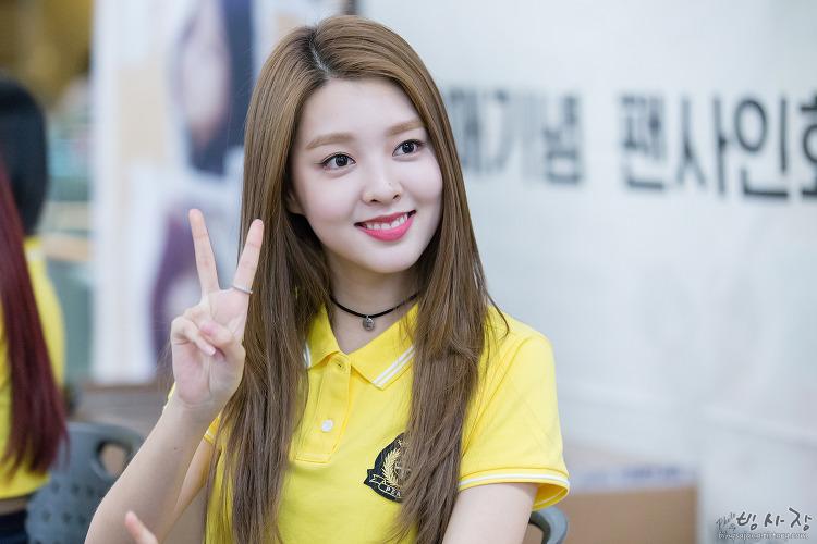 [16.05.21] 김포공항 베리굿 팬사인회 다예, 세형