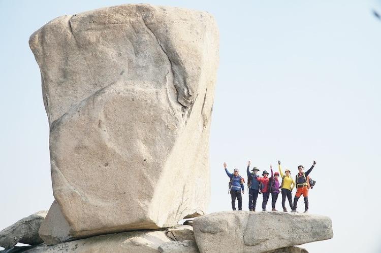 북한산 의상능선 비봉능선 탕춘대능선 산행