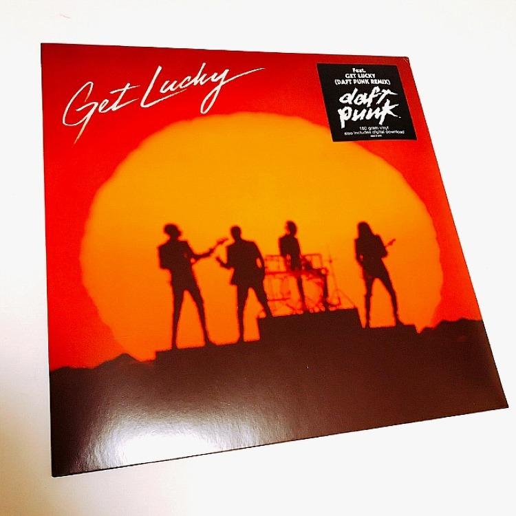 다프트 펑크 (Daft Punk) - Get Lucky (2013)