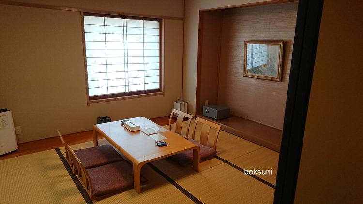 야마구치 여행 - 센토코아 료칸