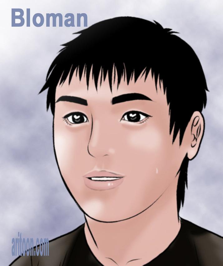 블로맨[4화] 당신은 누구시죠?