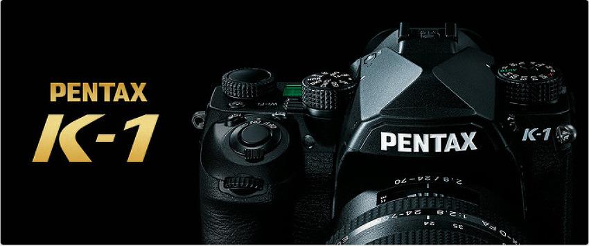 PENTAX K-1 Firmware 1.1 update 발표