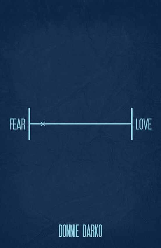 DONNIE DARKO / Fear and love.
