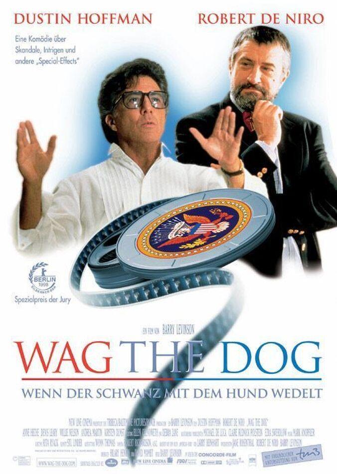 [무비툰] 왝 더 독 Wag the Dog , 1997
