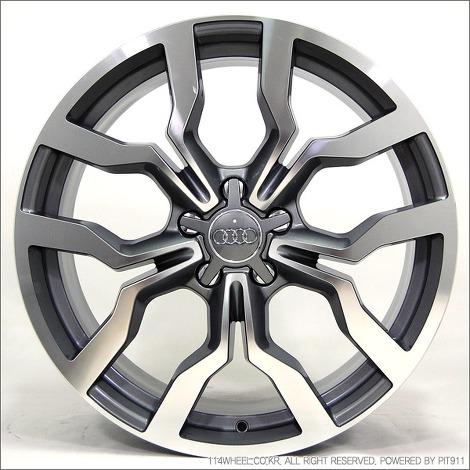 휠 타이어와 결혼한 남자 아우디 전용휠 18인치 R8 타이어가격