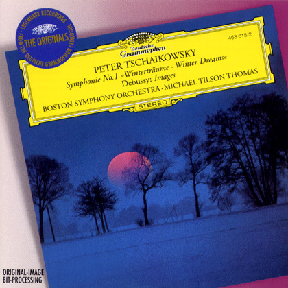 "Tchaikovsky - Symphony No. 1 in G minor op. 13 "" Winter Daydreams"" (Tilson Thomas)"