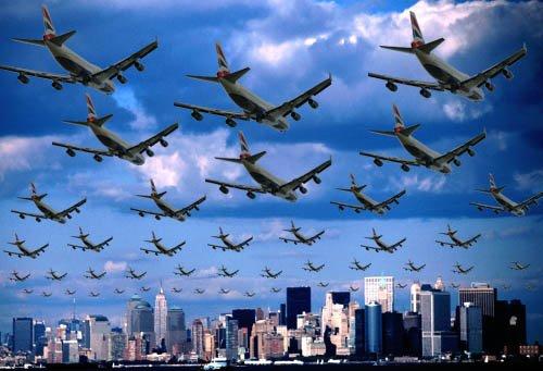 비행편을 이 정도로 띄우면 흑자로 전환할 수 있을까? ^^
