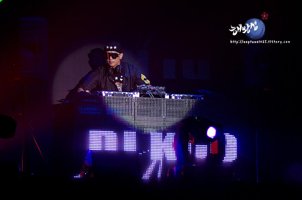 110831 삼성&멜론 라이브셋 콘서트 < DJ KOO , 허각 >