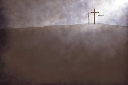 십자가_골고다언덕