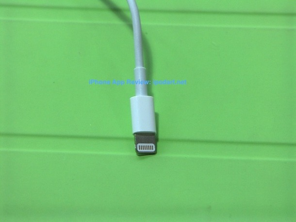 아이폰5 라이트닝 커넥터