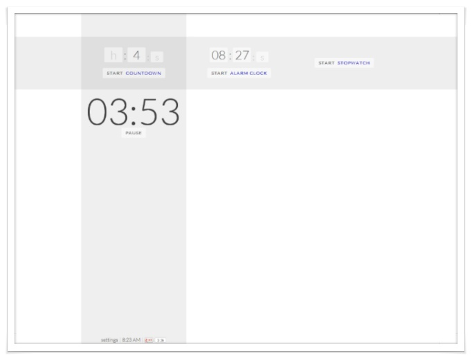 www.timer-tab.com 카운트다운