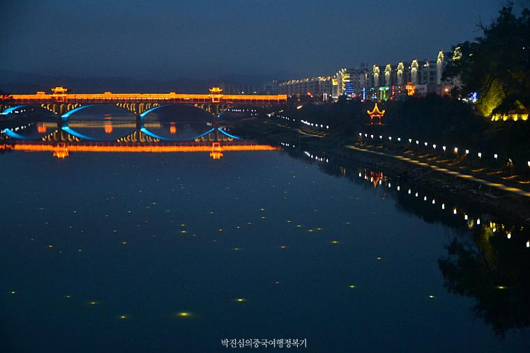 중국에서 가장 아름다운 시골 우유엔(婺源 무원) 여행준비하기! (강서성 3-1호)