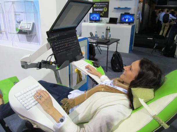 컴퓨터 의자