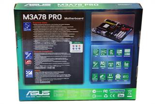 Asus m3a78 pro