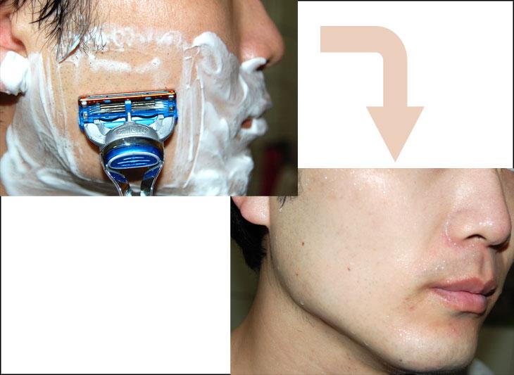 질레트 면도기, 박지성 면도기, 남자 피부, 면도기 추천 남자 피부관리, 저자극 면도, 제품, 사용기, 박지성, 면도기, 추천, 리뷰, 얼리어답터, fusion, gillette