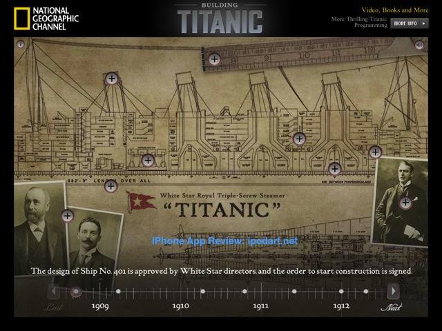 Building Titanic 타이타닉 건설 과정 아이패드