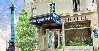 Hotel St Christophers Canal Paris