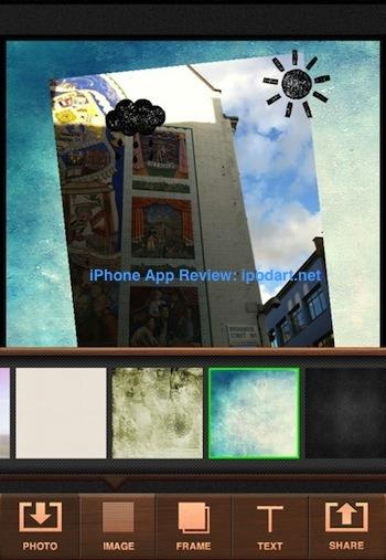 아이폰 사진 텍스트 사진 InstaWord - Text for Instagram