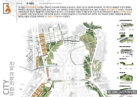 iArc Architects blog :: 용산공원 아이디어 현상설계