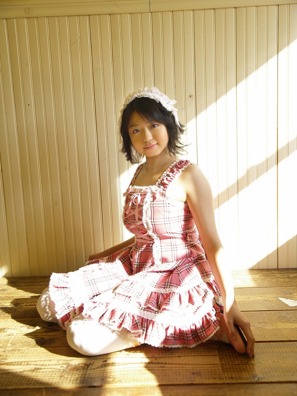 [YS Web] Vol.725 Shizuka Nakamura 中村静香 写真集-美女写真美女图片
