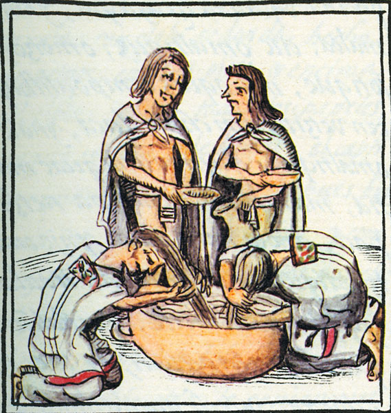 Romans Used Dog S Pee