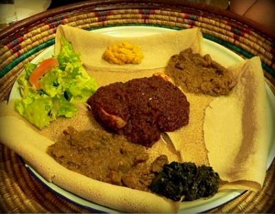 에티오피아의 요리