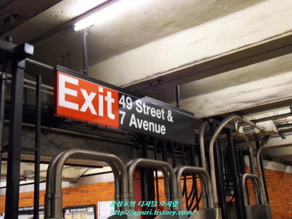 49 Street & 7 Avenue