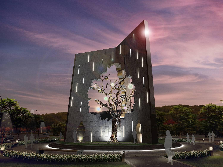 58번지의 기적 :: 녹색의 꿈을 머금은특별한 나무, '드림트리'
