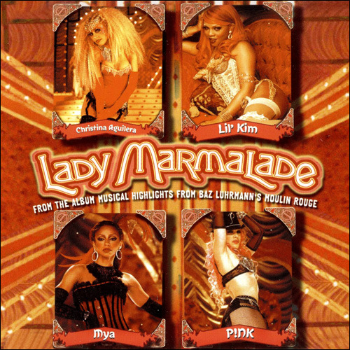 lady marmelade lyric: